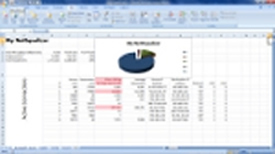 Dynamic Reporting using Microsoft Excel
